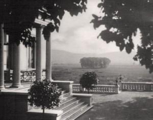 Gelnhäuser Villa, Parterre vor dem Kleinen Esszimmer.