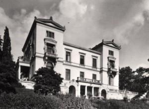 Villa Schöffer & Becker in Gelnhausen von 1865