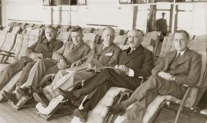 Auf der Reise nach China 1931/1932 mit der Völkerbundskommission