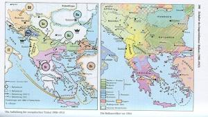 Balkankriege vor 1914