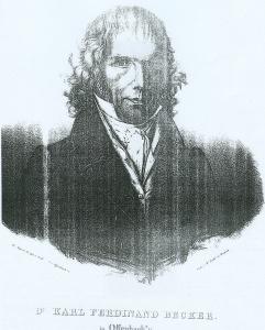 Bildnis des Vaters von Ferdinand Becker