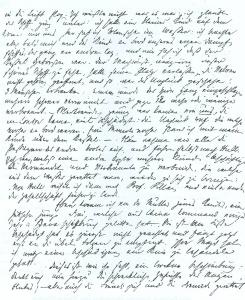Seite 2 des obigen Briefs vom 10.11.1826