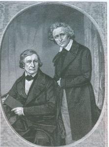 Jakob und Wilhelm Grimm Brockhaus 2004