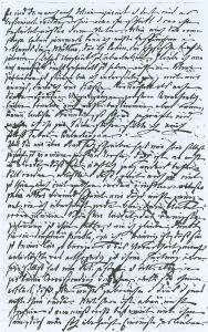 S.2 des Briefes von Marianne Saling