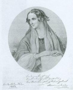 Marianne Saling, Berlin 1860